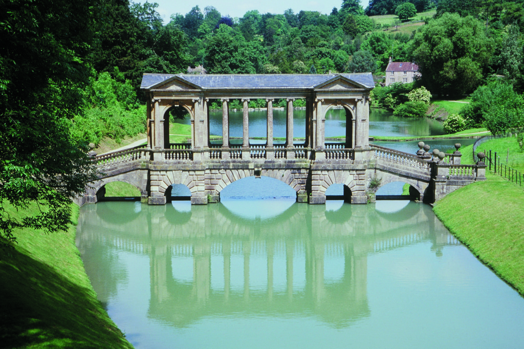 Prior Park Gardens, a beautiful walk near The Windsor.