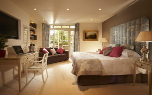 Georgiana, our Deluxe Double Bedroom with Private Garden