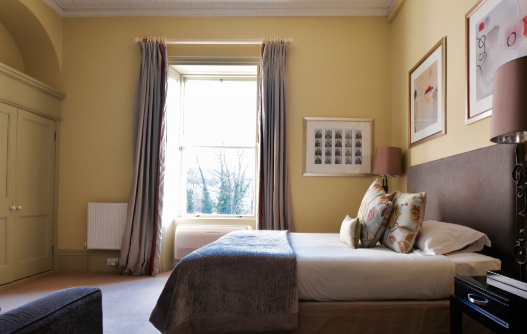 Deluxe double room 'Crescent'
