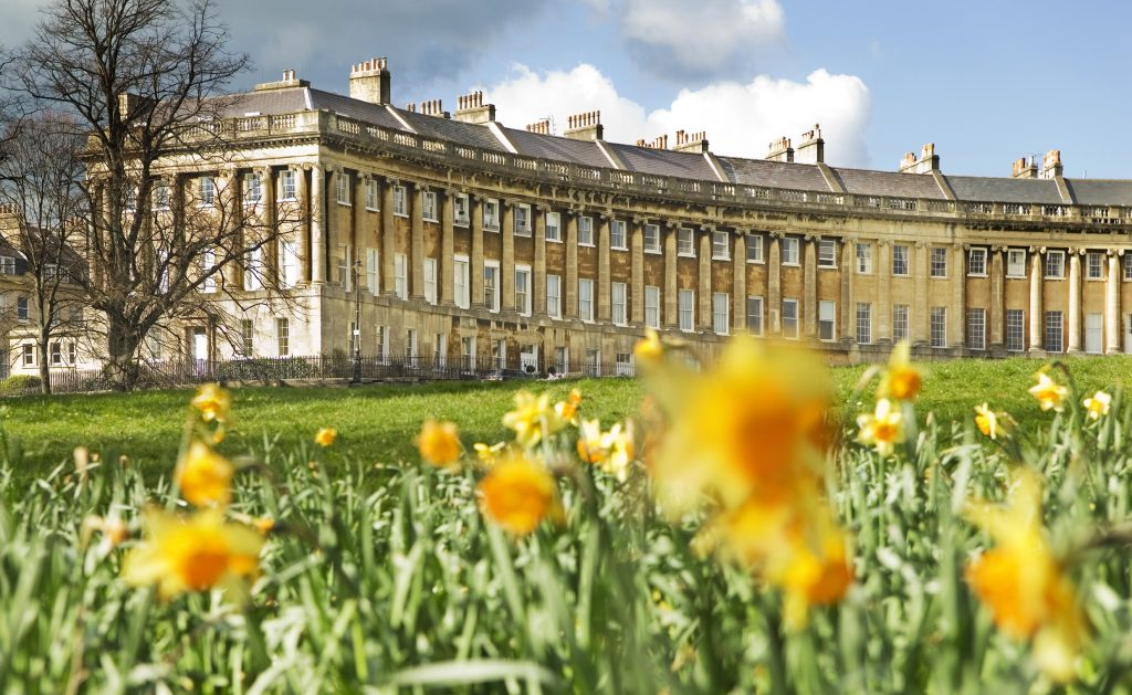 1. The Royal Crescent