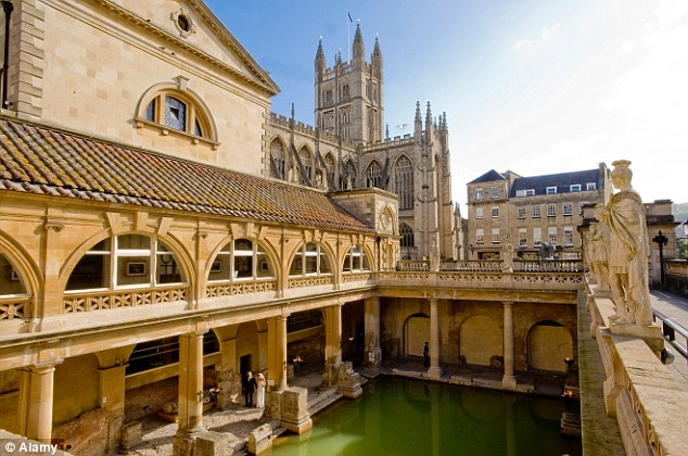 2. The Roman Baths