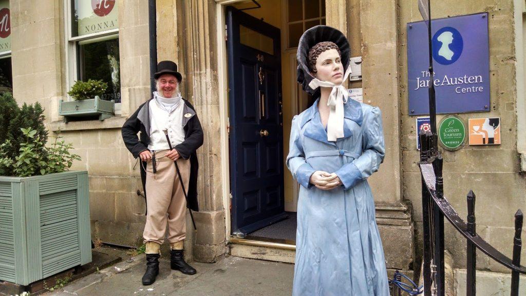4. Jane Austen